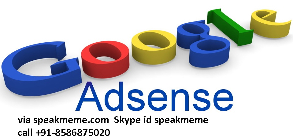 Google Adsense Approval India