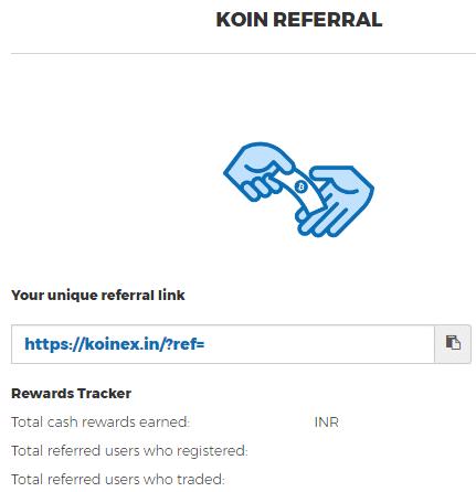 Koinex Referral Code