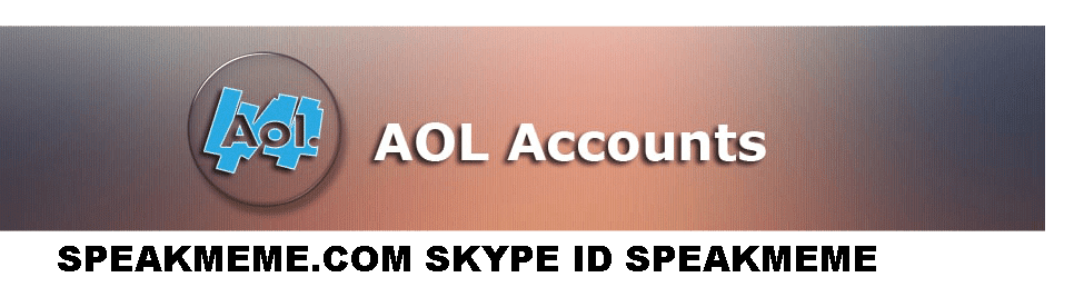 AOL-PVA-Account