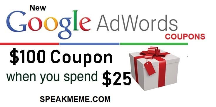 Google Adwords Coupon USA